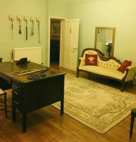 New Green Room Study