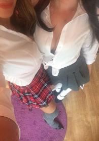 Headmistress Spanks Naughty Girls!