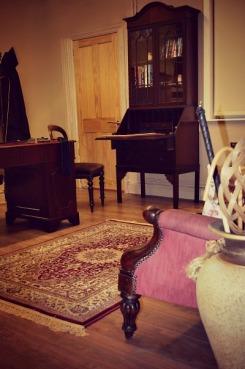 Victorian Spanking Room