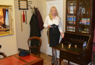Headmistress Cranfield